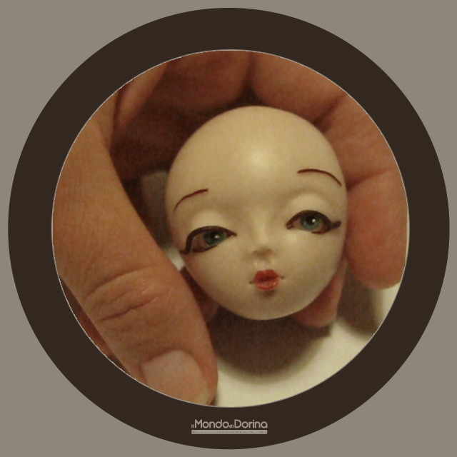 Tutorial Face Fondant